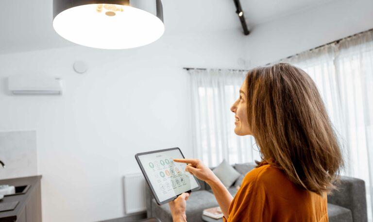 Kontroll av smart hem